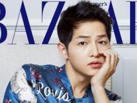 Song Joong Ki lập kỷ lục với hợp đồng quảng cáo trị giá 4 tỷ won