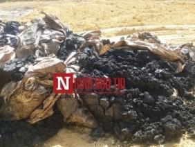 Chấn động: Formosa chôn chất thải ở trang trại của GĐ môi trường