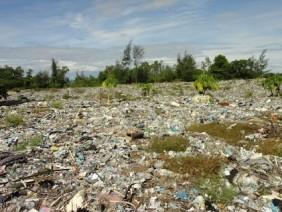 Nóng: Phát hiện Formosa từng đổ rác thải ở Thiên Cầm