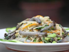 Món hải sản lạ mắt, nghe tên đã thấy thèm ở đảo Quan Lạn