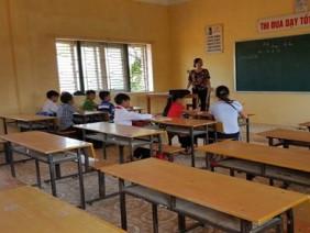 Vẫn còn 968 em ở Kỳ Hà chưa được thực hiện quyền đi học của mình