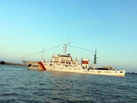 Đội tàu kiểm ngư mới sát cánh cùng ngư dân