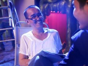 Gầy gò vì bệnh nặng, Minh Thuận vẫn cống hiến nghệ thuật