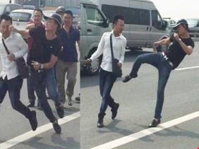 Vụ cảnh sát đánh PV: Quyết định xử phạt sai cả nội dung và hình thức