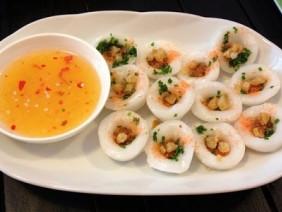 Bánh bèo - món ăn vặt ở Nha Trang lúc nào cũng đắt khách
