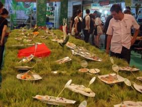 """Hàng Việt Nam Chất lượng cao – Nông sản Sạch """"đổ bộ"""" Thủ đô"""