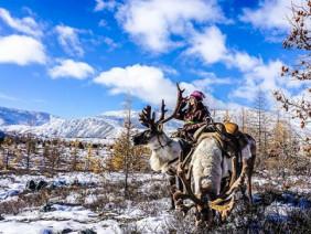 Bộ ảnh đáng ghen tỵ về hành trình khám phá Mông Cổ của cô gái 9X