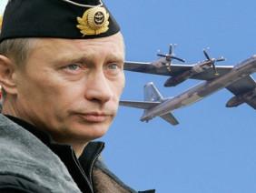 Putin bất ngờ điều máy bay ném bom chiến lược đến gần biên giới Mỹ