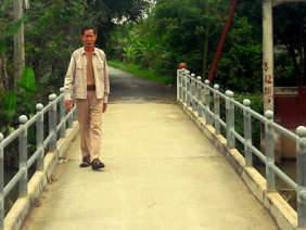 Hải Phòng: Ông lão thợ may hiến gần 400 triệu đồng xây cầu