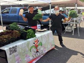 Tới thăm một hợp tác xã nông nghiệp của người Việt trên đất Mỹ