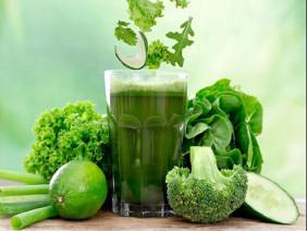 Công thức làm nước ép rau giúp thải độc, đẹp da và ngăn chặn tế bào ung thư
