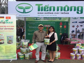 Tiến Nông tham gia Lễ hội cam Cao Phong lần thứ II – Hội chợ nông nghiệp du lịch thương mại vùng Tây Bắc 2016.