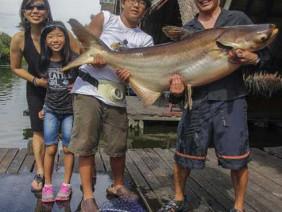 """Trải nghiệm câu cá """"khủng"""" ở Thái Lan"""