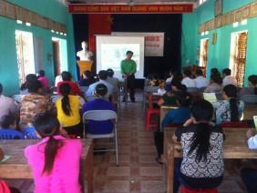 Tiến Nông đồng hành cùng HND tỉnh Hà Giang và Tuyên Quang tổ chức tập huấn, chuyển giao KH – KT tiến bộ cho nông dân