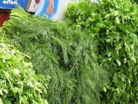 Phát hiện mới: Rau mùi tây, thì là có khả năng chữa trị ung thư