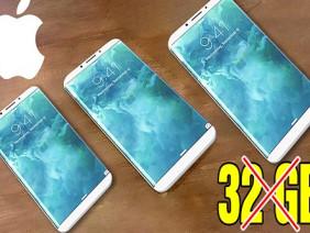 iPhone 8 chính thức 'khai tử' phiên bản bộ nhớ 32 GB