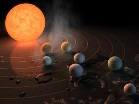 NASA phát hiện 7 hành tinh giống Trái Đất đến KINH NGẠC có thể là miền đất mới