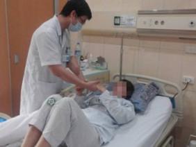 Đột quỵ não, liệt nửa người nghi do uống thuốc tránh thai kéo dài