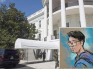 """Thanh niên gốc Việt đột nhập Nhà Trắng tự nhận là """"bạn ông Trump"""""""