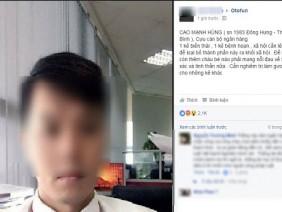 PGĐ Công an Hà Nội tiết lộ thân thế Cao Mạnh Hùng, kẻ học thức xâm hại bé 8 tuổi