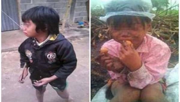 Em bé đáng thương sống trong chuồng lợn suốt 9 năm và câu chuyện đẫm nước mắt