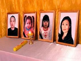 Quá sốc vụ án mới, rúng động toàn cầu: Cả gia đình chết thảm dưới tay bồ nhí của chồng