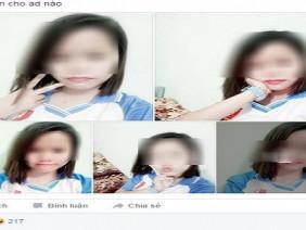Clip cô gái mặc áo Đại học Bách Khoa Hà Nội livestream cởi áo khoe ngực khiến dân mạng bất bình