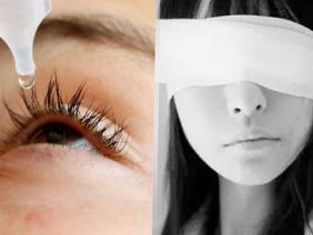 Tích cực tra thuốc nhỏ mắt cho con, ông bố không ngờ đã hại con gái rơi vào cảnh mù lòa