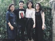 Tú Anh giải thích về bức ảnh 'ra mắt' mẹ Noo Phước Thịnh