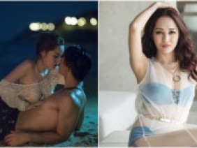 """Hồ Quang Hiếu phải """"dè chừng"""" vì loạt ảnh nóng bỏng của Bảo Anh với trai lạ"""