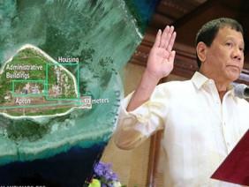Tổng thống Philippines muốn đưa quân chiếm 9-10 'đảo' không người ở Trường Sa