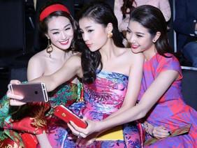 Nhóm bạn thân toàn mỹ nhân nổi tiếng của Hoa hậu Kỳ Duyên