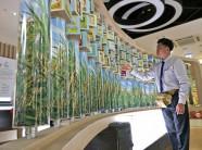 Mê mẩn ngắm bảo tàng Lúa gạo ở xứ sở nhân sâm