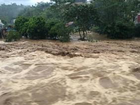 18 người chết, mất tích do lũ ở Yên Bái, Sơn La