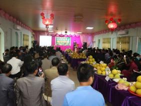 300 nông dân các tỉnh mang bưởi ngon bậc nhất về khoe sắc ở Hà Nội