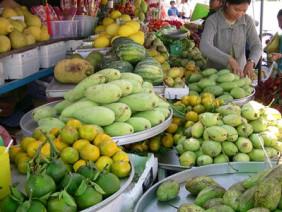 """Cơ hội thu """"nhân dân tệ"""" từ hoa quả và nông sản Việt xuất sang TQ"""