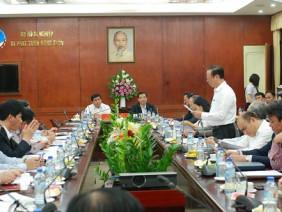 Hai Bộ trưởng họp cả tối bàn hướng tháo gỡ đầu tư cho nông nghiệp