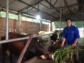 Mở trang trại chăn nuôi tổng hợp - hướng đi cho 2018