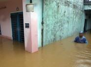 Gần 4.000 nhà ở khu đô thị bị ngập do mưa lũ miền Trung