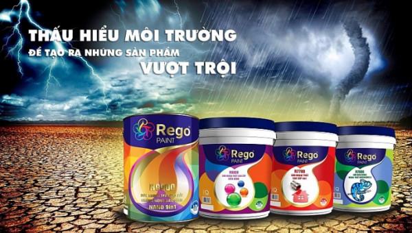 Sơn Rego - Tiên phong trong công nghệ xanh bảo vệ môi trường