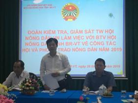 Phó Chủ tịch Hội NDVN: 'Bắt tay' với các sở, ngành để giúp Nông dân