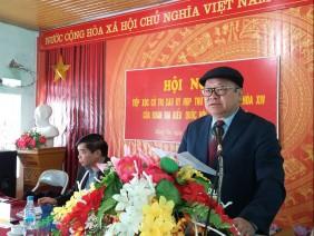 Chủ tịch Hội NDVN Thào Xuân Sùng: