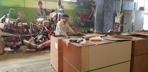 Tận mắt thấy chiếc máy nông nghiệp '15 trong 1' không người lái độc nhất vô nhị ở Việt Nam